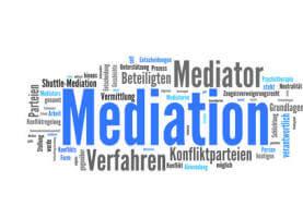 Konflikt, Mediationsverfahren